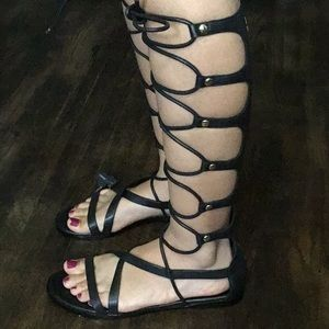 Rachel Zoe gladiator sandals size 8 NWOB